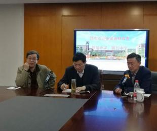 6188彩票注册登录蚌埠铁中赴淮安新淮高中、新城实验学校对标学习找差距